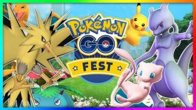 Pokemon Go Fest suffers widespread technical issues, Niantic promises refunds