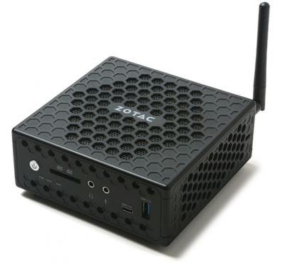 ZOTAC Launches ZBOX CI329 Nano: Fanless Quad-Core Gemini Lake
