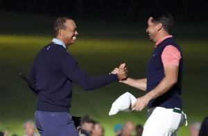 Jason Day beats Tiger in Japan Skins - and also with quips