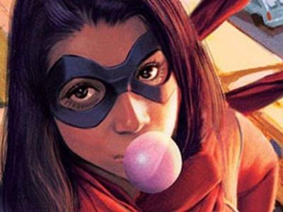 Riz Ahmed & Mindy Kaling Want to Write Ms. Marvel Movie
