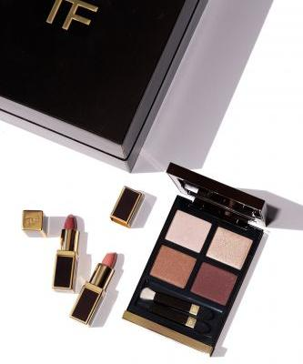 Tom Ford Iris Bronze Eye and Lip Set Review + Swatches