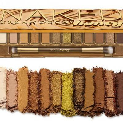 Urban Decay Naked Honey Eyeshadow Palette for Fall 2019