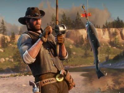 8 New Red Dead Redemption 2 Screenshots Show Off Hunting And Horses