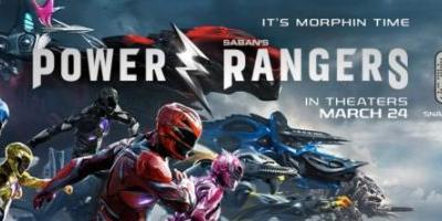 Trailer of The Power Rangers Movie