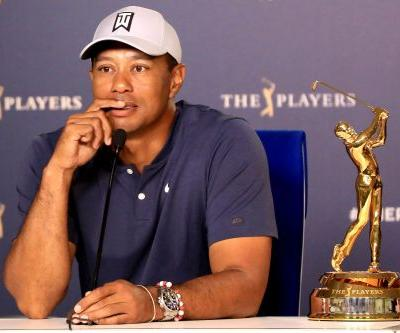 Tiger Woods' neck injury isn't his biggest worry