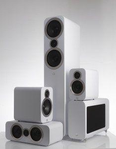 Q Acoustics 3000i speaker range first impressions review