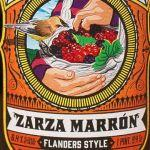 """A Flanders Brown Thanksgiving"" - Casa Agria Specialty Ales: Zarza Marrón"