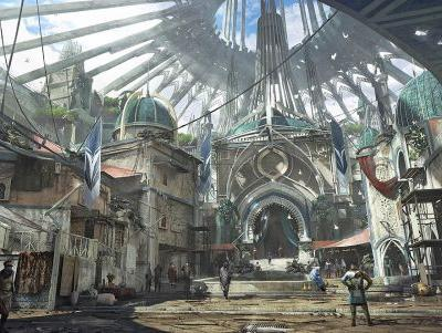 Anthem - 7 Minutes of New Footage Focus on Fort Tarsis, Characters, Dialogue Options, and More