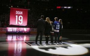 Coyotes pick Shane Doan's son Josh in 2nd round of NHL draft