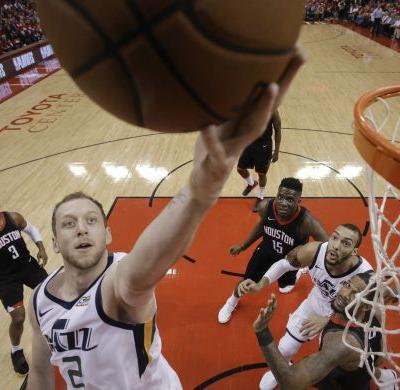 Jazz win Game 2 116-108 behind stellar offense, Joe Ingles' 27 points