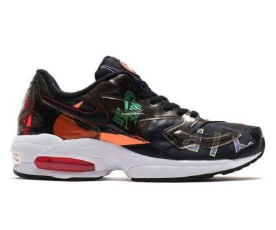 """The atmos x Nike Air Max2 Light """"Black"""" Receives an Official Release Date"""