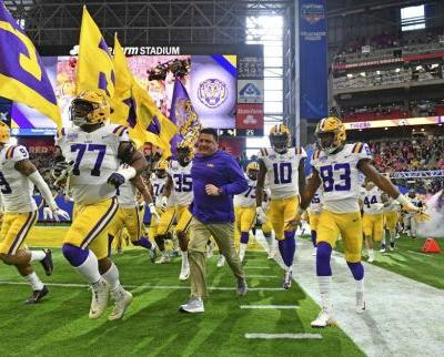 See where LSU lands in final AP college football poll of 2018 season