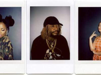 Tiny Desk Polaroids Capture Artists Offstage, 'Flaws, Dust Specks And All'
