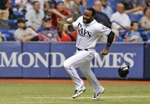 Red Sox rally in 9th, Price helps 3-hit Rays in 4-1 win