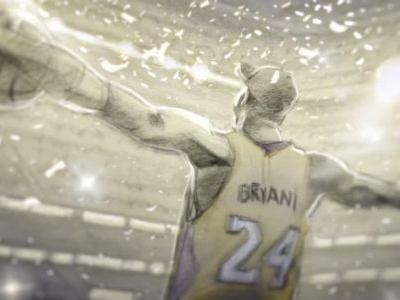 Kobe Bryant's Oscar-Winning Short 'Dear Basketball' Now Available to Watch Online for Free