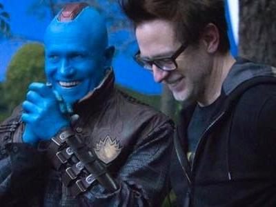 James Gunn Has Been Removed From Guardians Of The Galaxy Vol. 3