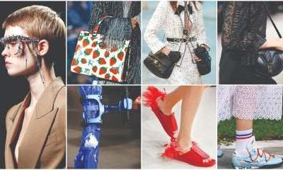 TREND SPOTTING: Spring's cool accessories
