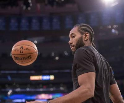 Report: Kawhi Leonard Expected to Miss Rest of Playoffs