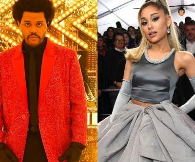 """The Weeknd and Ariana Grande's """"Save Your Tears """" Hits No. 1 on Billboard Hot 100"""