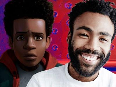 Donald Glover's Spider-Man: Into The Spider-Verse Cameo Explained