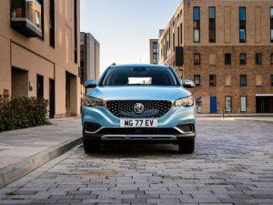 MG Motor ZS EV Bookings Open For Rs 50000 India Launch In January 2020