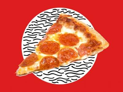 Frozen pizza is apparently responsible for causing hypertension because it's so salty