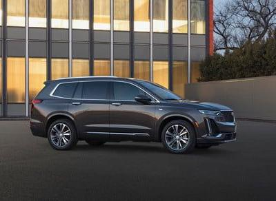 2020 XT6 three-row crossover is a Cadillac for families