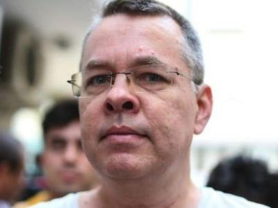 American pastor Andrew Brunson freed from Turkish prison