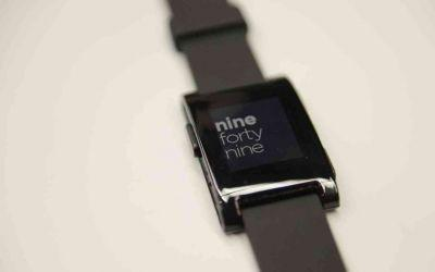 Fitbit reportedly close to acquiring Pebble for a 'small amount'