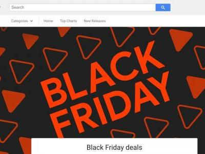 Google Play Cyber Week includes $.99 rentals of all movies on Thanksgiving