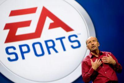 EA's Peter Moore is leaving to run his favorite soccer team