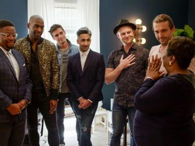 Queer Eye Renewed for Season 3 at Netflix