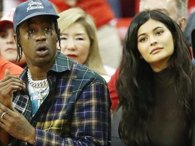 Travis Scott Thinks Kylie Jenner Needs to Stop Spoiling Stormi Webster