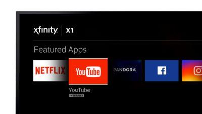 YouTube is coming to Comcast's Xfinity X1 set-top box