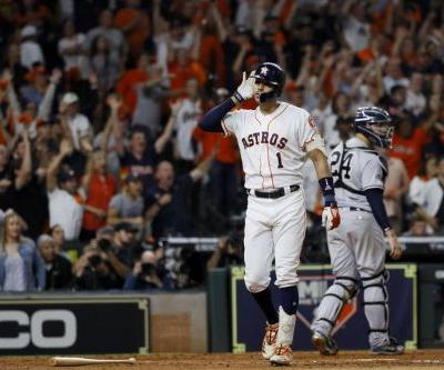 Carlos Correa called his shot for the Houston Astros, then he delivered