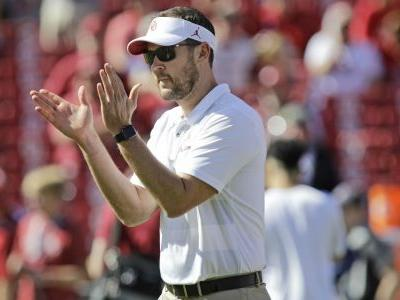 Oklahoma, coach Lincoln Riley agree to contract extension