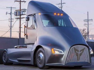 Thor Trucks Wants To Take On The Tesla Semi With Its ET-One