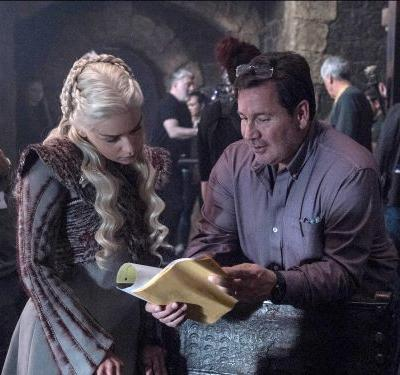 'Game of Thrones' director David Nutter explains Jaime's heartbreaking choice on Sunday's episode