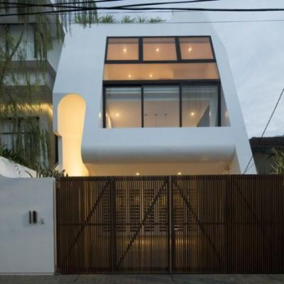 Haliman House / W Office