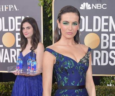 The real MVP of the Golden Globes: The Fiji Water model