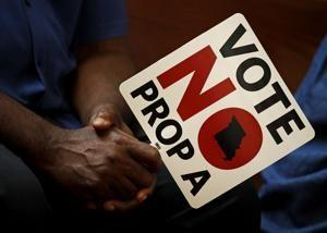Missouri voters reject law banning compulsory union fees