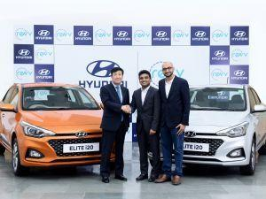 Hyundai Invests In Revv Self-drive Car Company