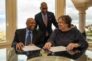Philanthropists pledge $20M gift to HBCU in Maryland