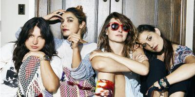 Warpaint Announce 2017 U.S. Tour