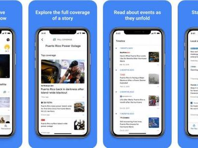 Google releases its new AI-driven 'Google News' app for iPhone and iPad