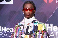 Young Thug Arrested On Felony Gun Charge During 'Slime Language' Listening Party at Dave & Buster's