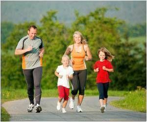 Childhood Exercise can Reverse Negative Health Effects Caused by Father's Obesity, Reveals Study