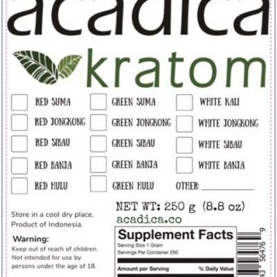 Badger Botanicals recalls kratom; another sick from Salmonella
