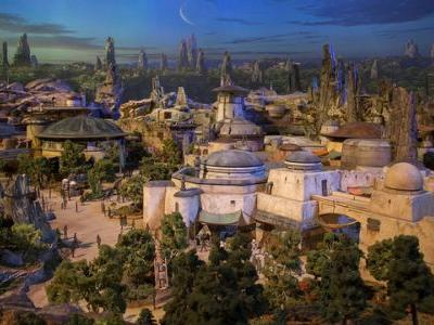 Lucasfilm Announces New Star Wars: Galaxy's Edge Tie-In Novels