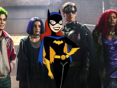 DC's Live-Action Titans TV Show Originally Included Batgirl